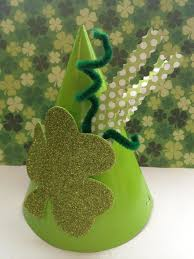 craft for kids diy leprechaun hat