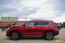 Nissan Rogue Sl - 2017 nissan rogue sl platinum doubleclutch ca