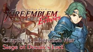 siege liberation emblem echoes another king part 15 chapter 3