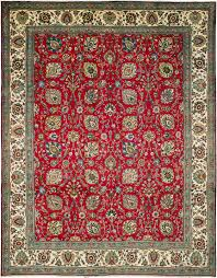 Tribal Persian Rugs by Buy Hand Knotted Tabriz Persian Rug 6 U0027 0