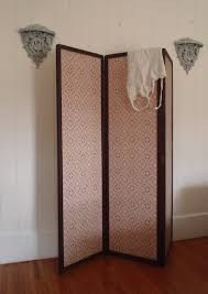 Tri Fold Room Divider Screens 24 Best Room Dividers Screens Made From Canvas Wood Metal With