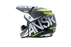 answer motocross helmets answer new mx 2017 ansr evolve 3 dirt bike green white black