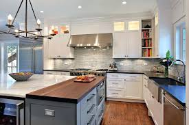 white cabinets with butcher block countertops dark butcher block countertops butcher block dark cabinets kitchen