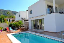 unic villas lovely modern villa with pleasant outdoor areas and