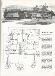 square floor plans for homes 433 best midcentury architectural plans images on