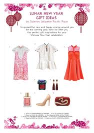 new year items fashionable items for lunar new year galeries lafayette