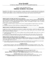 Job Description For Substitute Teacher For Resume by Pe Teacher Resume Example Teaching Resume Resume Examples And
