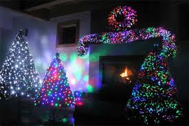 pre lit fiber optic trees pre lit tree fiber optic