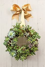 Plant Used As A Christmas Decoration Festive Christmas Wreath Ideas Southern Living