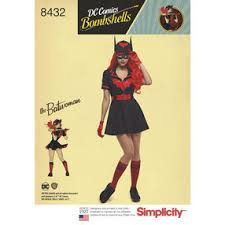 costume sewing patterns simplicity