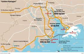 Dongguan China Map by Macao Has Special Place In New Hengqin Area Macao Magazine