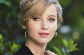 jennifer lawrence awesome hairstyles short hairstyles with blonde