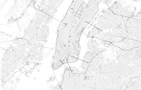 Map If The Usa by Map Of New York City Satellite View Streets And Highways Of