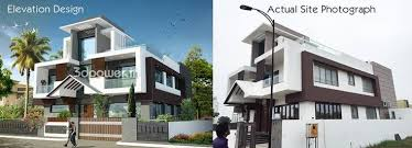 Modern Elevation Perfect 3drendering Modern Elevations Innovative Design For