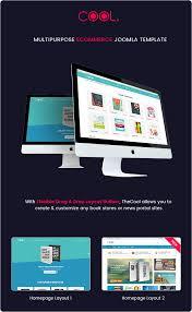 responsive multipurpose ecommerce one page joomla template sj