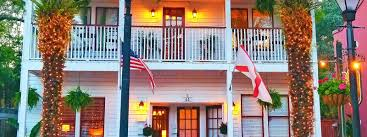 Bed And Breakfast In St Augustine Home 44 Spanish Street Inn