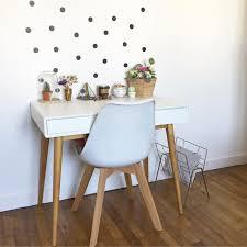 bureaux blancs très mignon ce bureau blanc style scandinave home home