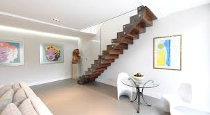 Stairs With Open Risers by St Quintins Straight Staircase Elite Metalcraft