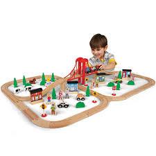 Imaginarium Train Set With Table 55 Piece Universe Of Imagination Toys U0026 Games Kids U0027 Toys Toys R Us
