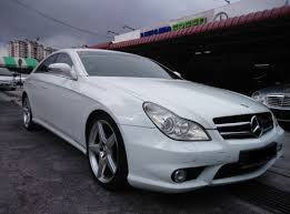 mercedes price malaysia mercedes cls350 amg year 2006 car spec motorzon