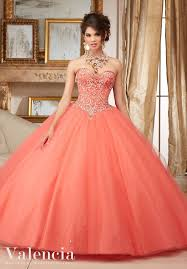 quinceanera dresses coral mori valencia quinceanera dress style 60007 650 abc fashion
