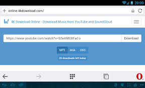 download youtube soundcloud or vimeo music on android 4k
