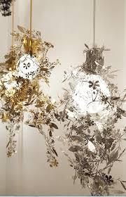 Flower Pendant Light Lighting Australia Replica Diy Flower Garland Pendant Light