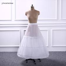 wedding dress underskirt new arrival in stock hot sale cheap price gown petticoat
