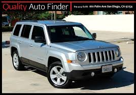 jeep patriots 2014 2014 jeep patriot latitude in san diego ca quality auto finder
