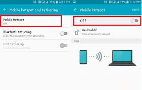 mobile hotspot for android how to turn on mobile hotspot on android