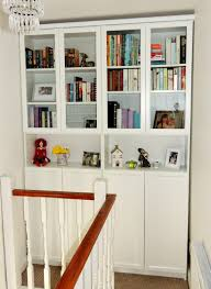 ikea billy bookcase glass doors how to make the almost extinct 97x40cm oxberg glass doors