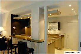 cuisine ouverte avec comptoir comptoir cuisine americaine cuisine avec bar comptoir cuisine avec