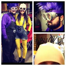 Purple Minion Halloween Costume 48 Carnaval Images Happy Halloween Costume