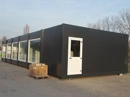 bureau modulaire interieur réalisations construction modulaire et bâtiments préfabriqués