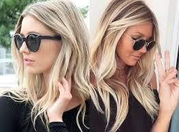 Frisuren Blond by Das Perfekte Medium Frisuren 2017 Neue Frisur Stil