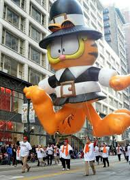 was the 2013 chicago thanksgiving parade a turkey