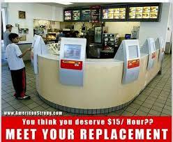 Meme Mcdonald - mcdonald s reveals its answer to 15 an hour minimum wage