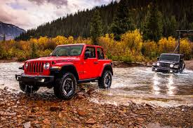 jeep wrangler rubicon two door 2018 jeep wrangler jl first drive 4x4 australia