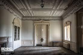 abandoned brogyntyn hall shropshire uk urbex behind closed