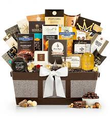 chocolate gift basket fit for royalty gourmet basket gourmet gift baskets