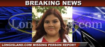 Seeking Cancelled Nassau County Seeking 15 Year Reported Missing From