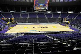 Pepsi Center Floor Plan by Lsu Men U0027s Basketball Seating Chart Pmac Lsusports Net The