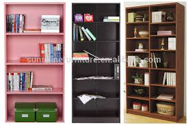 Particle Board Bookcase Modern Particle Board Plywood Mdf Library Book Shelves Library