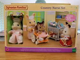 sylvanian families country nurse set in thornbury bristol gumtree