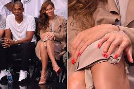 is beyonce u0027s missing tat a sign her marriage is on the rocks u2013 the sun