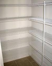 kitchen closet shelving ideas 25 melhores ideias de wire closet shelving no