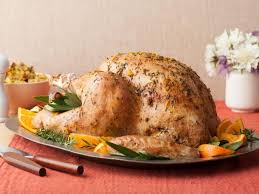 roasted thanksgiving turkey recipe ree drummond food network