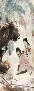 cuisine ang駘ique 89 best painting fu baoshi 傅抱石與其子女images on