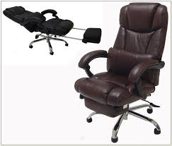 brookstone reclining executive desk chair chairs home