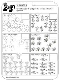 counting worksheets 1 20 free worksheets library download and